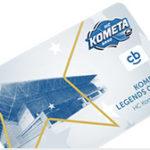 Klubová karta a Kometa Brno