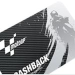 Moto GP má Cashback