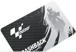 Cashback Moto GP