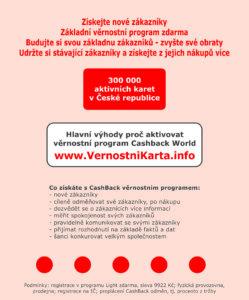 akce vernostní program